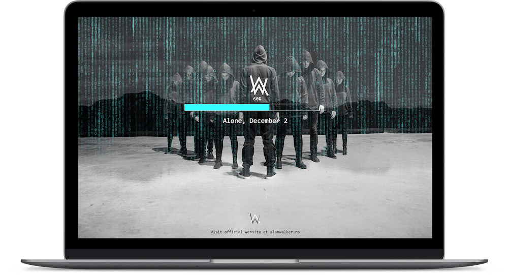 Alan Walker (Alone)