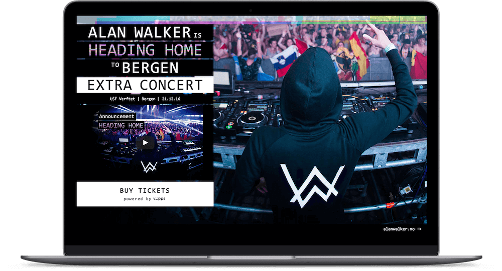 Alan Walker (Heading Home)