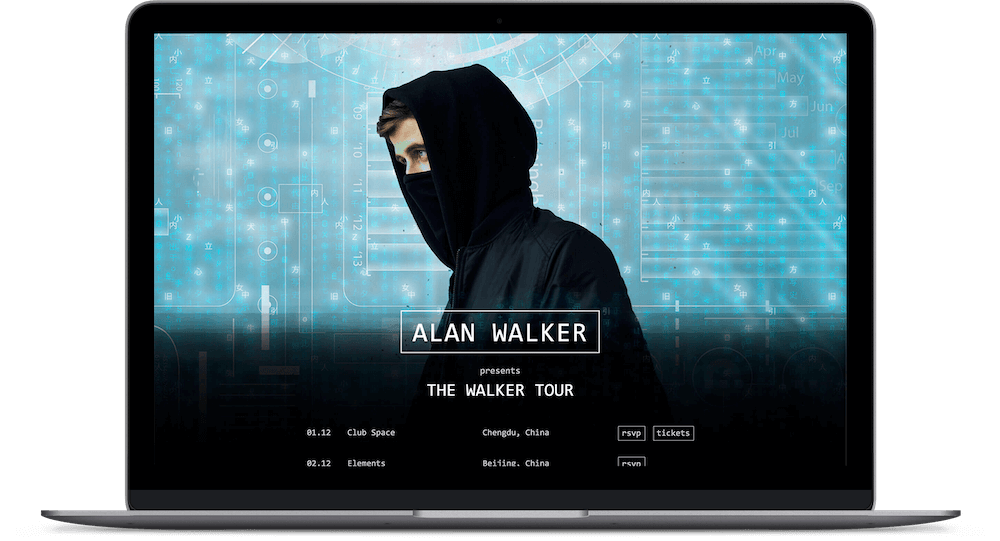 Alan Walker (Tour)